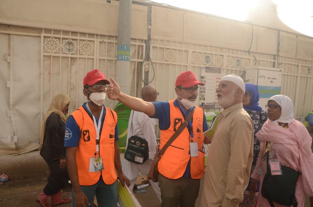 IFF concludes Hajj volunteer service 2018
