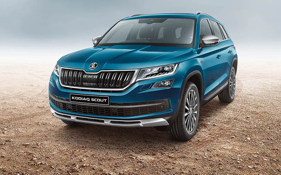 Skoda Auto India introduces the new Kodiaq Scout