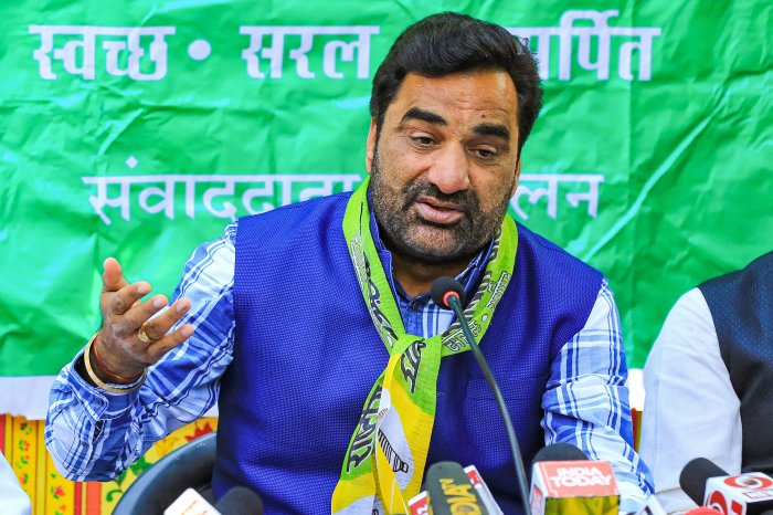BJP ally RLP chief Hanuman Beniwal threatens to quit alliance, if new farm laws not withdrawn