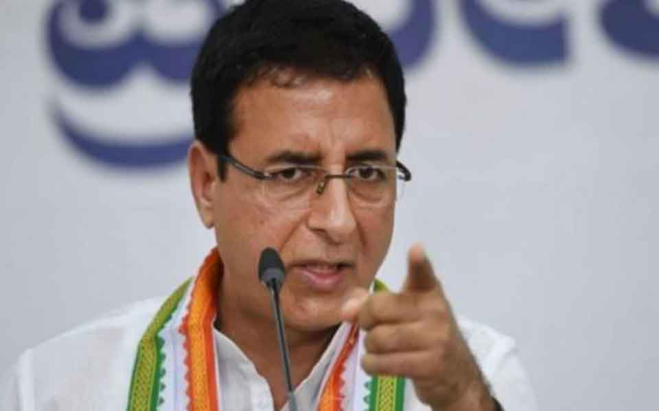 Govt trying to hide poverty behind 'wall' after concealing data on economy, alleges Cong