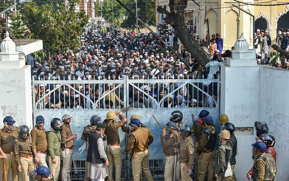 From Lucknow to Hyderabad, protests across campuses against police crackdown in Jamia