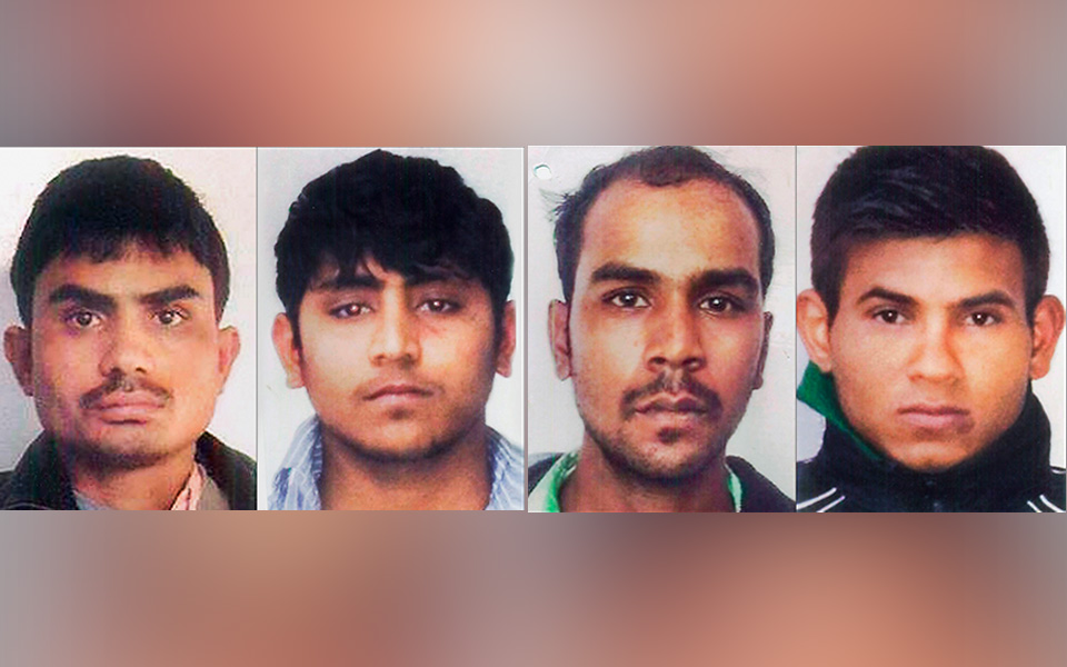 Nirbhaya case: Delhi court issues fresh death warrants against 4 convicts for Feb 1, 6 am