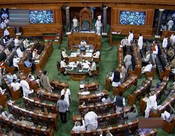 BJP to seek strong action against opposition MPs for creating ruckus in Rajya Sabha