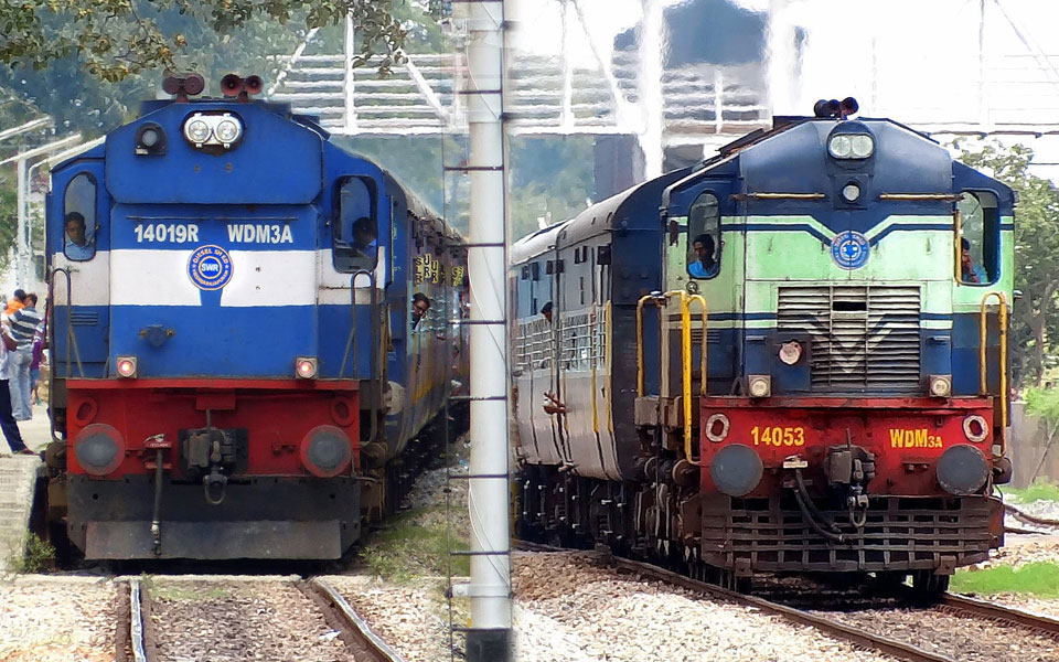 Image result for images of Railways slashes AC fares in 5 trains from Karnataka