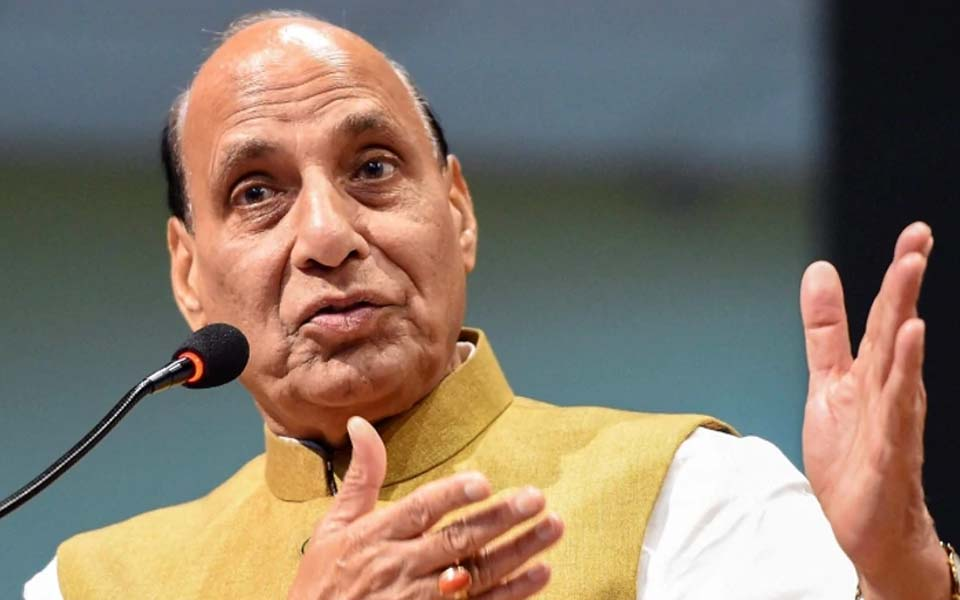 Nobody can dare touch any Indian Muslim, says Rajnath on apprehensions about CAA-NRC-NPR
