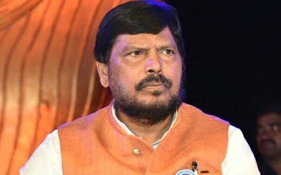 BJP should have agreed to Sena's demand of CM post for two-and-a-half years: Ramdas Athawale