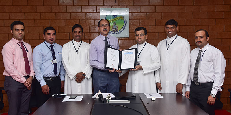 St Joseph Engineering College gets Accredited with an A+ Grade by NAAC in its very first cycle