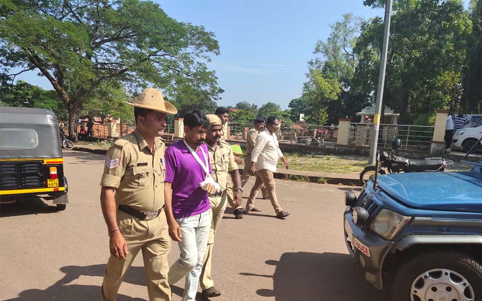 Accused in Puttur double murder case, Karim Khan sent to police custody