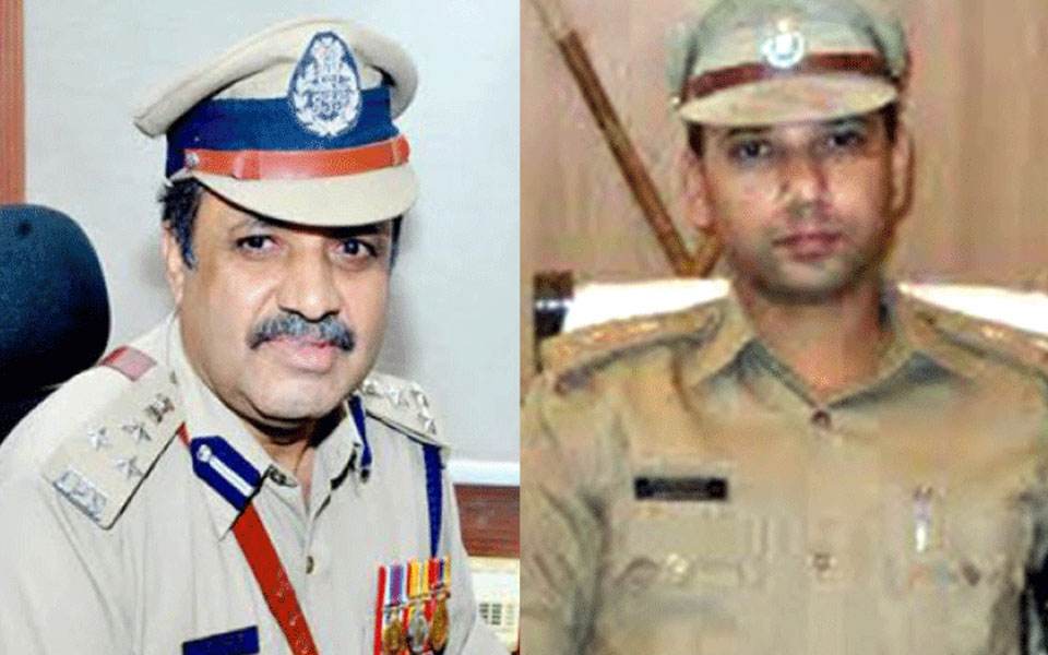 Mangaluru City Police Commissioner TR Suresh transferred
