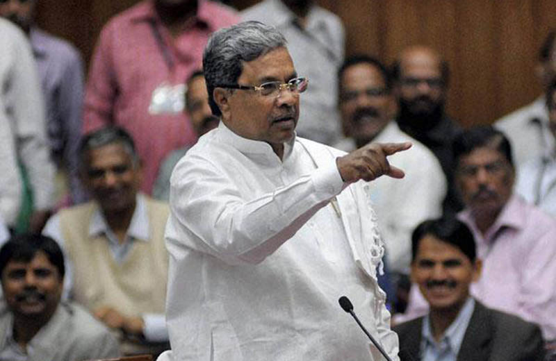 Siddaramaiah demands convening special assembly session to discuss Karnataka flood situation