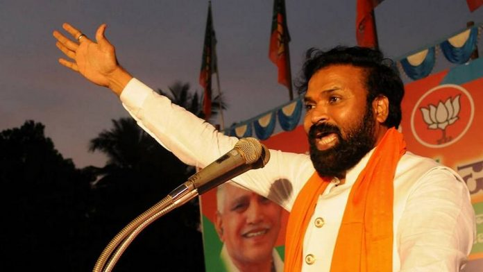 Creation of Vijayanagara district aimed at development: Health  Minister Sriramulu