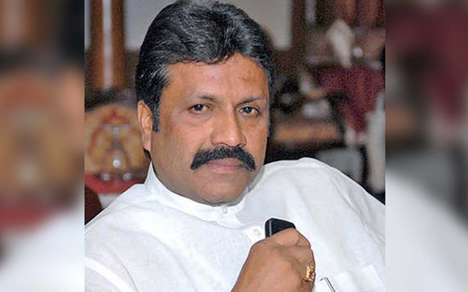 Have to maintain two wives: B.C.Patil