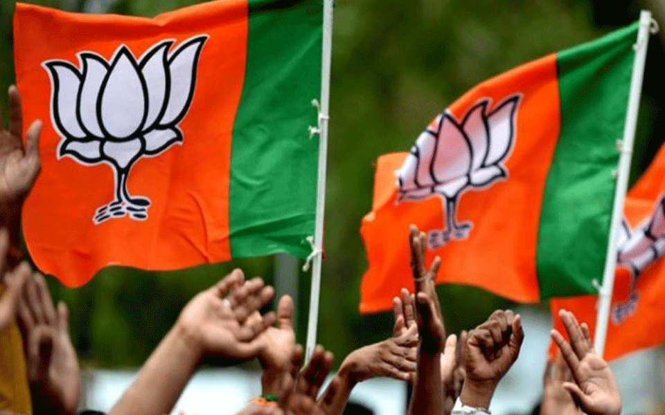 Police shut down BJP IT Cell's Call Center which was operating in govt building