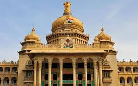 Ruling BJP MLA & Municipal Administration Minister engage in verbal duel at Vidhana Soudha