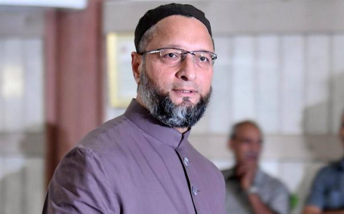 Here's how Asaduddin Owaisi reacted to Eshwarappa's remark on ticket to Muslim candidates