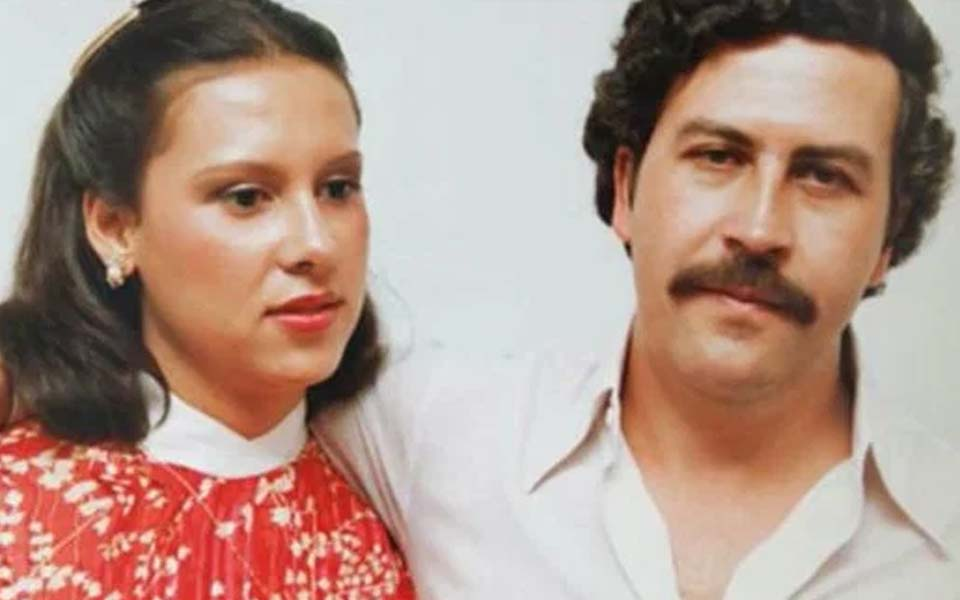 Pablo Escobar's wife pens life story of drug lord husband in new memoir