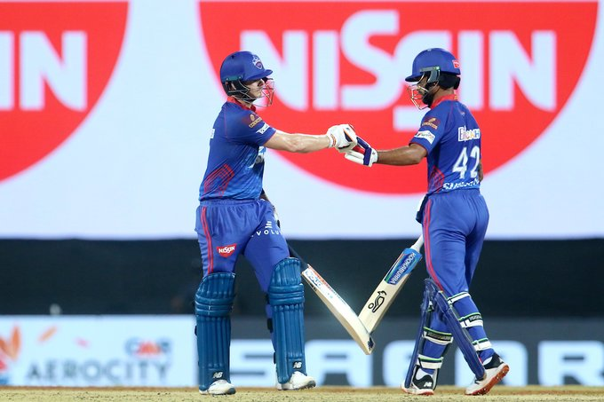 DC beat MI by six wickets in IPL