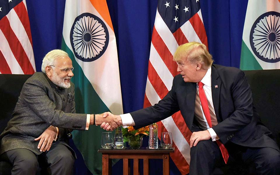 Modi speaks to Trump; raises Imran Khan's provocative remarks against India